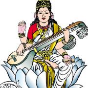 1 Ottobre 2014: Sarasvati Puja