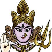 2 Ottobre 2014: Navaratri Durgashtami